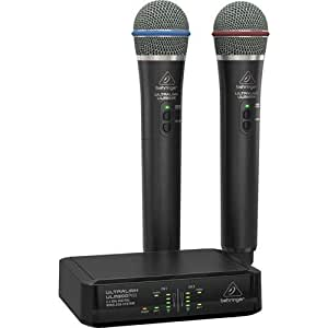 behringer wireless microphone system ulm302mic musical instruments. Black Bedroom Furniture Sets. Home Design Ideas