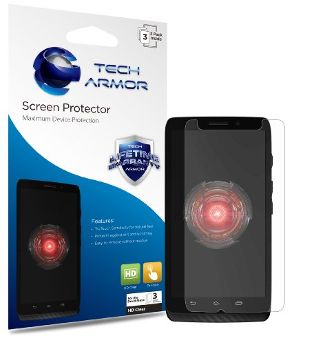 droid-maxx-screen-protector-tech-armor-high-definition-hd-clear-motorola-droid-maxx-film-screen-prot
