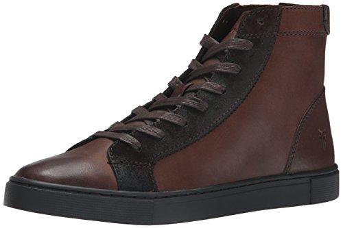 Donne Di Delle Espresso Top Moda Frye Gemma Sneaker 71077 Alta dqxH4f