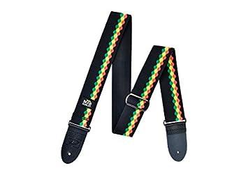 CORREA GUITARRA ELECTRICA - Dunlop (BOB02) BOB MARLEY HACKEY SACK(Algodon): Amazon.es: Instrumentos musicales