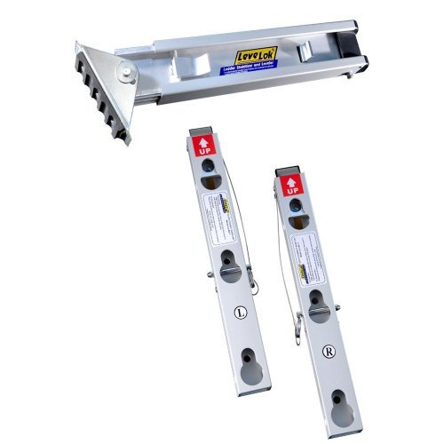 - Quick Connect Ladder Leveler Kit