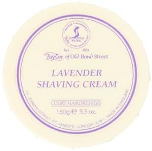 Taylor of Old Bond Street Lavender Shaving Cream Bowl, 5.3-Ounce