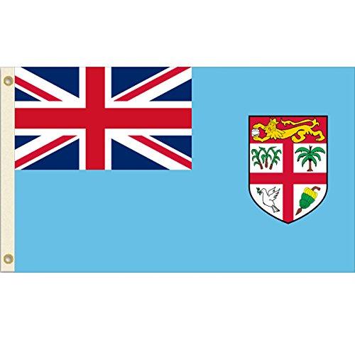 Fiji 3x5 Polyester Flag