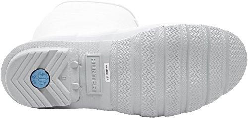 Wellington Donna Boots white Stivali Gomma Di Wht Hunter Bianco TUOqnwO1