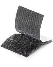 VELCRO® Merk PS51/PS52 ULTRAMATE® Industriële Sterkte Heavy-Duty Stick Op Zelfklevende klittenband in Zwart