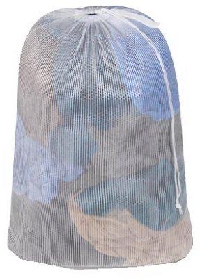 UPC 081654365301, WHT Mesh Laundry Bag