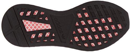 Core S18 adidas W Core Black Chalk Runner Gymnastikschuhe Schwarz Black Pink Damen Deerupt WYqra4B7Y