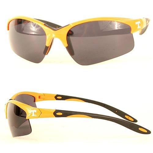 (Tennessee Volunteers NCAA Blade Style Wings Sunglasses - Unisex (100% UVA/UV Protection))