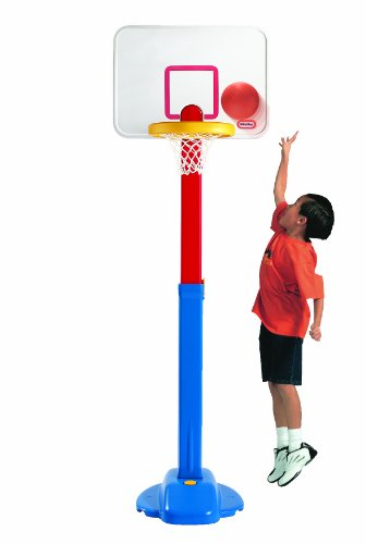 Little Tikes Adjust 'n Jam Basketball Set by Little Tikes