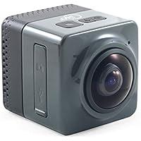 360 Panoramic DVR, Sports Camera - Black