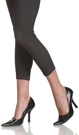 Steve Madden Women's Denim-Like Leggings,Denim Like,Small
