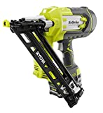 Ryobi P330 18V ONE+TM Angled 15 Ga Finish Nailer Battery and Charger Not Included