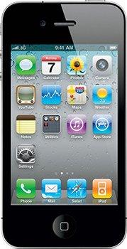 Silikonbumper / Bumper aus TPU für Apple iPhone 4s, schwarz | Schutzrahmen Schutzring für Smartphone Case Hülle Schutzhülle - K-S-Trade (TM) (Wir zahlen Steuern in Deutschland!)