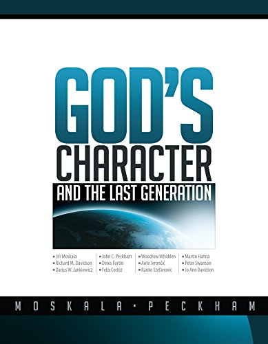 God's Character and the Last Generation (English Edition)