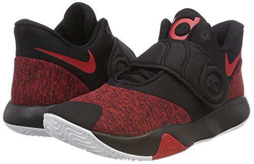 Scarpe Nero Red Trey Uomo black Fitness Da 5 006 Nike white Kd Vi university xHIBBS