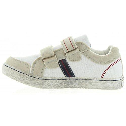 Schuhe für Junge und Mädchen XTI 53661 COMBINADO BLANCO