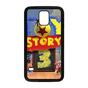 Toy Story 3 Samsung Galaxy S5 Cell Phone Case Black K095199