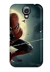 Tpu Fashionable Design The Amazing Spider-man 101 Rugged Case Cover For Galaxy S4 New