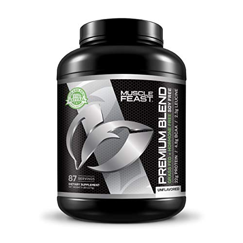 Premium Blend Protein 5.0 lbs (Unflavored) For Sale