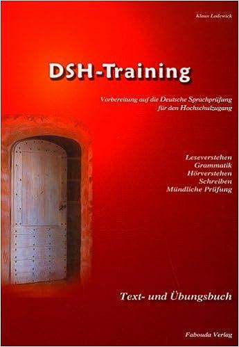 DSH-Training Neu
