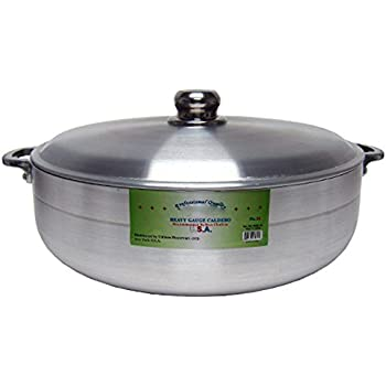 Aluminum Caldero Stock Pot (11.33 Quart)
