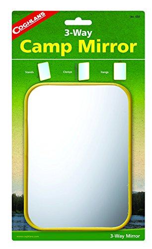 Coghlans Mirror - Coghlan's 650 Camping Mirror - 5
