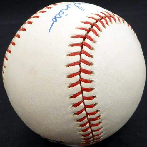 a64fe0142b4 Autographed Marquis Grissom Ball - Official NL Montreal Expos Beckett BAS   F26785 - Beckett Authentication at Amazon s Sports Collectibles Store