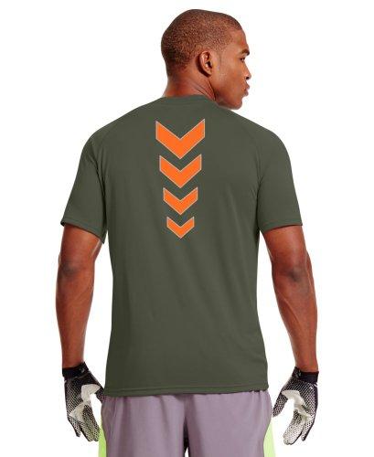 Under Armour Men's NFL Combine Authentic Big Logo T-Shirt Extra Extra Large Rough
