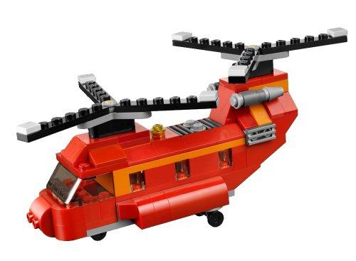 LEGO-Creator-Helicptero-rojo-de-transporte-31003
