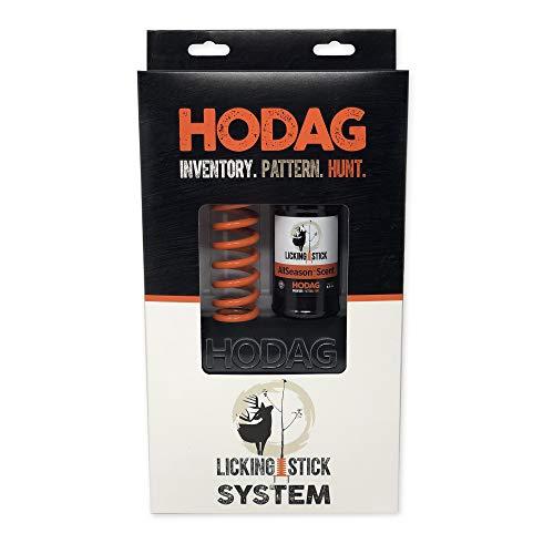 HODAG Licking Stick Scent Communication System