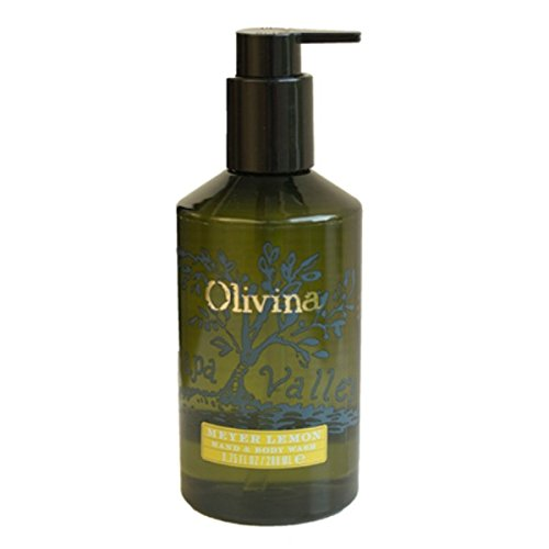 olivina hand and body wash meyer lemon best. Black Bedroom Furniture Sets. Home Design Ideas