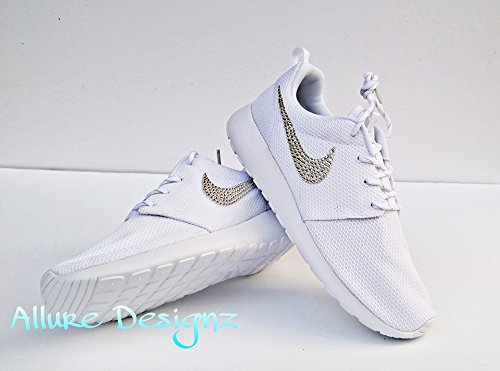 Amazon.com  Bling Nike women s Roshes 6a487b3348