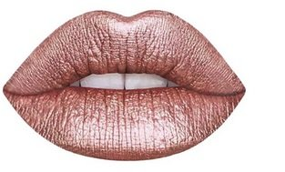 - Ultra Metal Liquid Lipstick Bronze Rose Gold Shimmer Metallic Lip Gloss Makeup Waterproof Long Wearing Lips