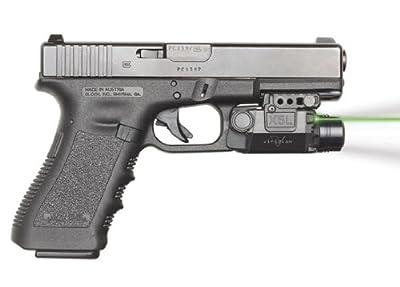 Viridian X5L Universal Mount Green Laser w/ Tactical Light (160/190 Lumens) featuring ECR from Viridian