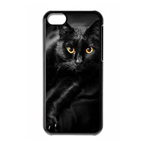 VNCASE Lovely Cat Phone Case For Iphone 5C [Pattern-3]
