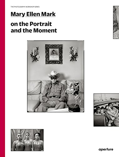 Image of Mary Ellen Mark on the Portrait and the Moment: The Photography Workshop Series