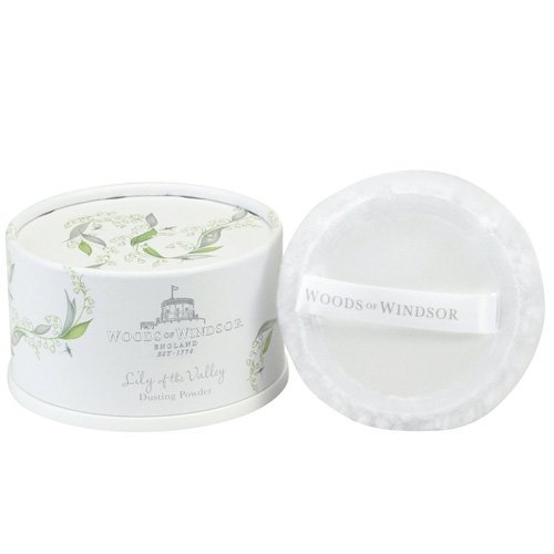 Woods of Windsor Lily of the Valley Dusting Powder by Woods of Windsor