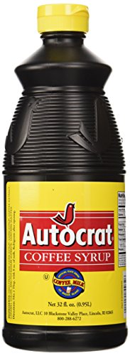 Autocrat Coffee Coffee Syrup 32 Oz (Pack of 2)