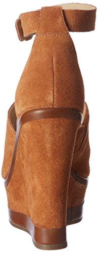 SCHUTZ S0-31390082 - Tira de tobillo Mujer Braun (Saddle)