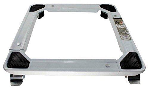 Move It 11010 supporto rotabile di movimentazione in metallo regolabile, 150 kg
