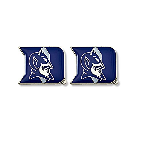 NCAA Duke Blue Devils Team Post Earrings