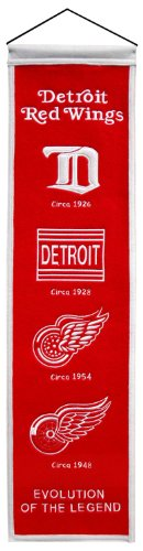 s Heritage Banner (Detroit Red Wings Banner)