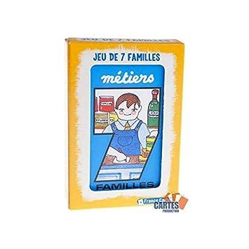 Juego de 42 tarjetas: 7 familias Telares: Amazon.es ...