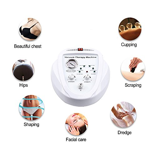 HUKOER Vacuum Pump Increase Breast Enhancer Electric Breast