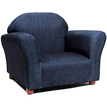 Amazon Com Keet Roundy Kid S Chair Denim Blue Baby