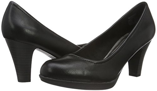 000 JANE Pumps Damen KLAIN Schwarz Black 1qwaxTF6w