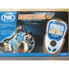 Excalibur FX203 Fox Sports Basketball Handheld