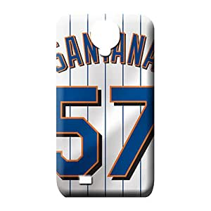 samsung galaxy s4 Popular Bumper Hd mobile phone covers new york mets mlb baseball