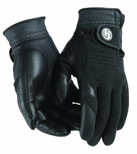 HJ Glove Black Winter Performance