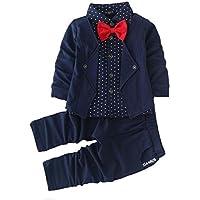Ishi Fashion Destination Boy's Cotton Suit Set